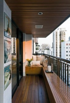 Attractive Terrace Design Ideas For Home On A Budget To Have 07
