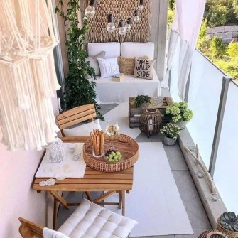 Attractive Terrace Design Ideas For Home On A Budget To Have 09