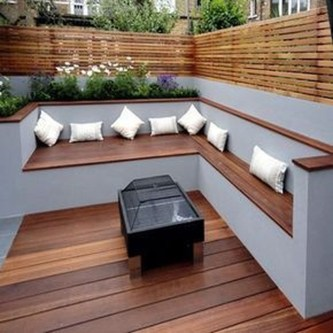Attractive Terrace Design Ideas For Home On A Budget To Have 27