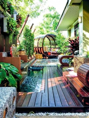 Attractive Terrace Design Ideas For Home On A Budget To Have 33