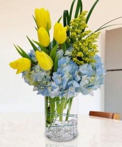 Best Spring Flower Arrangements Centerpieces Decoration Ideas 11
