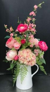 Best Spring Flower Arrangements Centerpieces Decoration Ideas 23