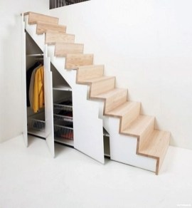 Brilliant Storage Ideas For Under Stairs To Try Asap 05