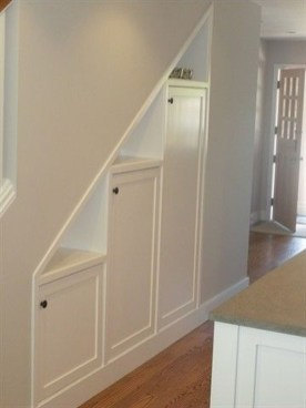 Brilliant Storage Ideas For Under Stairs To Try Asap 16