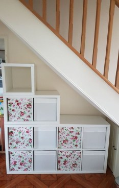Brilliant Storage Ideas For Under Stairs To Try Asap 17