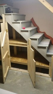 Brilliant Storage Ideas For Under Stairs To Try Asap 22