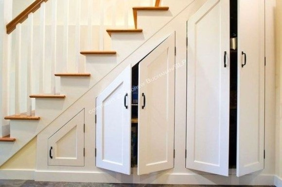 Brilliant Storage Ideas For Under Stairs To Try Asap 26