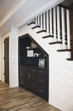 Brilliant Storage Ideas For Under Stairs To Try Asap 35