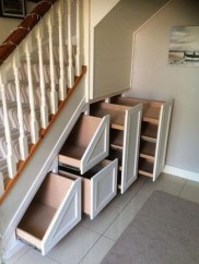 Brilliant Storage Ideas For Under Stairs To Try Asap 37