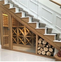 Brilliant Storage Ideas For Under Stairs To Try Asap 38