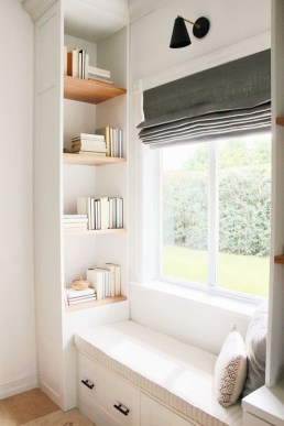 Comfy Window Seat Ideas For A Cozy Home 26