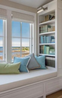 Comfy Window Seat Ideas For A Cozy Home 44