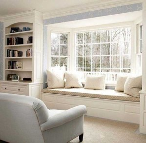 Comfy Window Seat Ideas For A Cozy Home 46