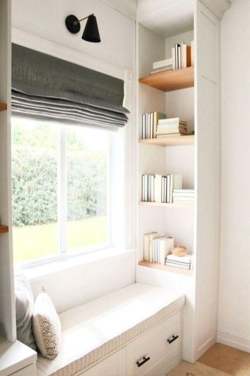 Comfy Window Seat Ideas For A Cozy Home 50