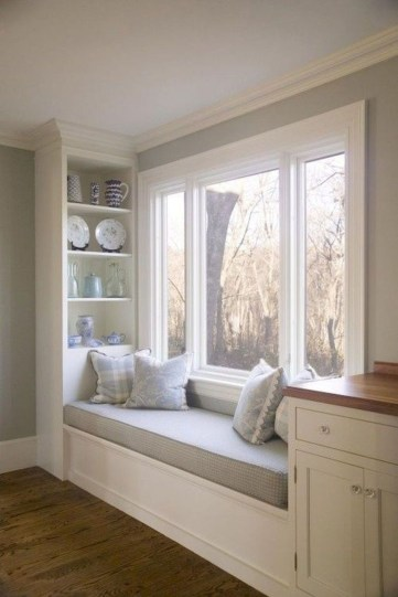 Comfy Window Seat Ideas For A Cozy Home 52