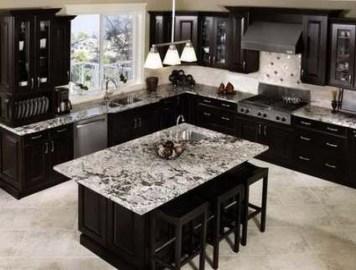 Delicate Black Kitchen Interior Design Ideas For Kitchen To Have Asap 21