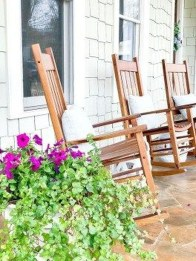 Elegant Chair Decoration Ideas For Spring Porch 14