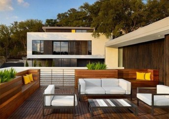 Fantastic Wood Terrace Design Ideas That You Can Try In This Spring 31