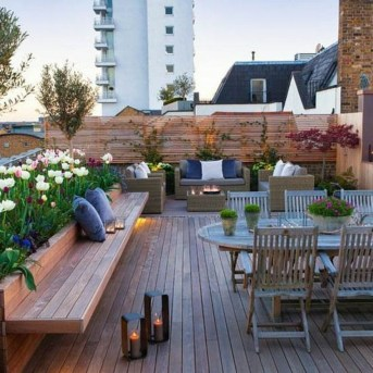 Fantastic Wood Terrace Design Ideas That You Can Try In This Spring 37