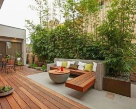 Fantastic Wood Terrace Design Ideas That You Can Try In This Spring 43