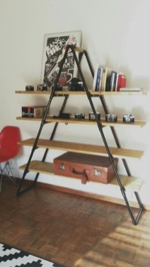 Innovative DIY Industrial Pipe Shelves You Can Make At Home 10