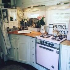 Marvelous Farmhouse RV Makeover Ideas You Can Do 27