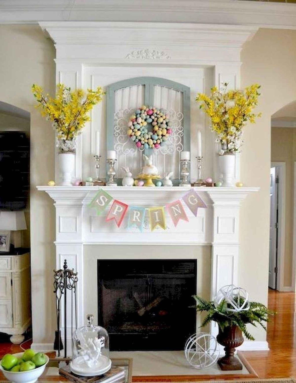 Outstanding Spring Home Decor Ideas That Looks Modern 40