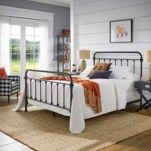 Stunning Teenage Bedroom Decoration Ideas With Big Bed 05