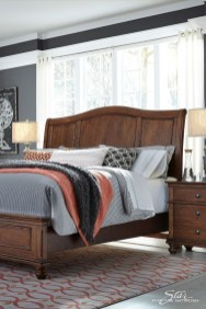 Stunning Teenage Bedroom Decoration Ideas With Big Bed 14