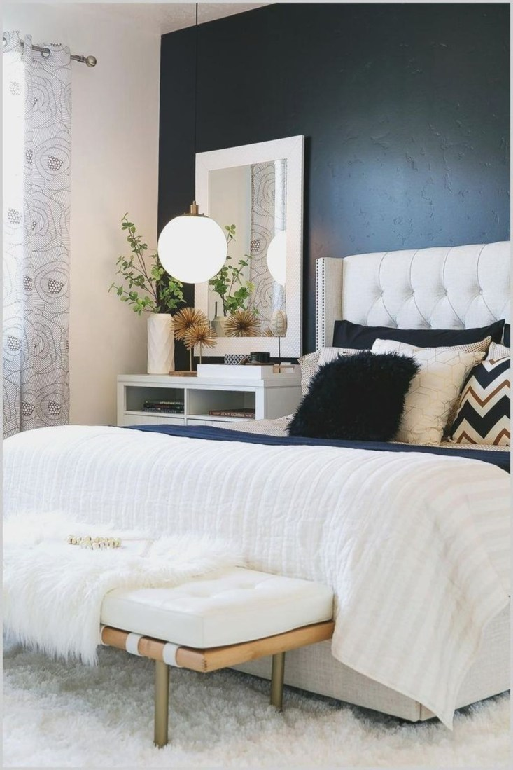 Stunning Teenage Bedroom Decoration Ideas With Big Bed 21