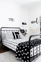 Stunning Teenage Bedroom Decoration Ideas With Big Bed 37