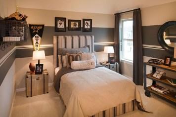 Stunning Teenage Bedroom Decoration Ideas With Big Bed 38