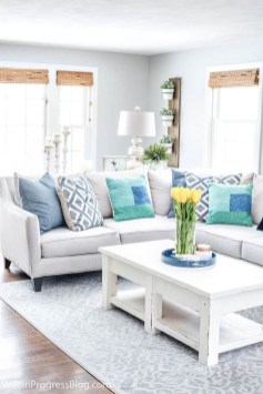 Superb Living Room Decor Ideas For Spring To Try Soon 09
