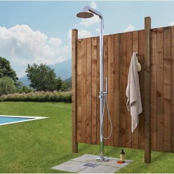 A Perfect Collection Of Outdoor Shower Ideas For Your Home 22