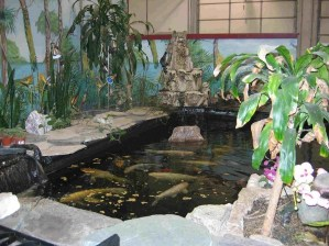 Adorable Fish Ponds Inspirations For Your Home 14