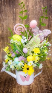 Astonishing Easter Flower Arrangement Ideas That You Will Love 22