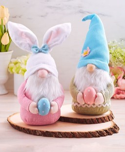 Cute Easter Bunny Decorations Ideas For Your Inspiration 29