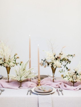 Easy And Natural Spring Tablescape To Home Decor Ideas 20