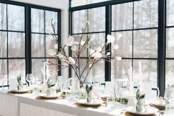 Easy And Natural Spring Tablescape To Home Decor Ideas 21