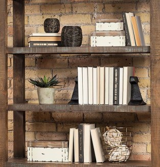 Fabulous Bookcase Decorating Ideas To Perfect Your Interior Design 15