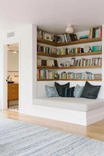 Fabulous Bookcase Decorating Ideas To Perfect Your Interior Design 26