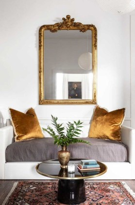 Fancy Gold Color Interior Design Ideas For Your Home Style To Copy 06
