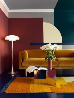 Fancy Gold Color Interior Design Ideas For Your Home Style To Copy 17