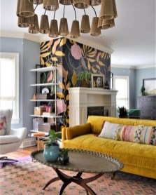 Fancy Gold Color Interior Design Ideas For Your Home Style To Copy 20
