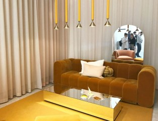 Fancy Gold Color Interior Design Ideas For Your Home Style To Copy 28