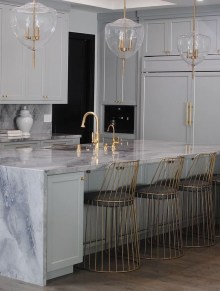 Fancy Gold Color Interior Design Ideas For Your Home Style To Copy 40