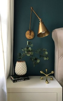 Fancy Gold Color Interior Design Ideas For Your Home Style To Copy 42