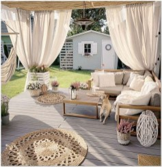 Favorite Outdoor Rooms Ideas To Upgrade Your Outdoor Space 36