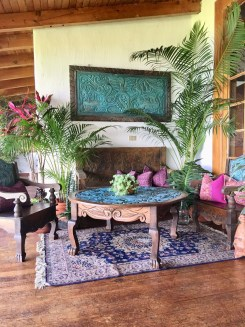 Gorgeous Colorful Bohemian Spring Porch Update For Your Inspire 27