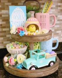 Inspirational Easter Decorations Ideas To Impress Your Guests 05